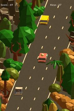 Traffic Racing Mania apk screenshot
