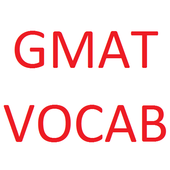 GMAT frequent words - Vocab icon
