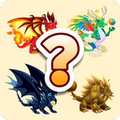 Guess Dragon City icon