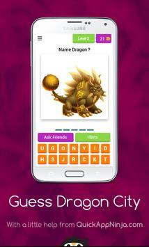 Guess Dragon City screenshot 2