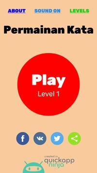 Permainan Kata screenshot 1