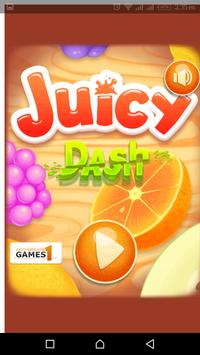 Juicy Dash poster