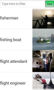 English Picture Dictionary 13 screenshot 2