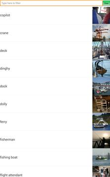 English Picture Dictionary 13 screenshot 6