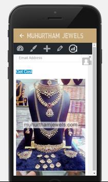 Indian Bridal Jewelry Buy/ Rent- Wedding Jewelry screenshot 1