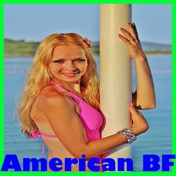 American Hot Blue Film Prank poster