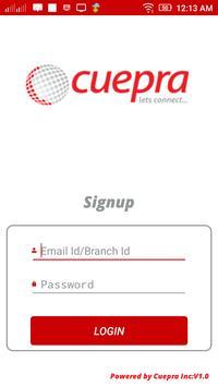Cuepra Analytics screenshot 1
