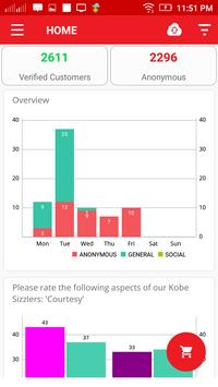 Cuepra Analytics screenshot 2