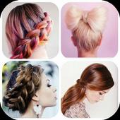 Women Hairstyles Tutorials icon