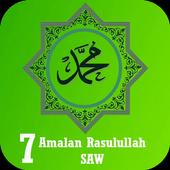 7 Amalan Rasulullah SAW icon