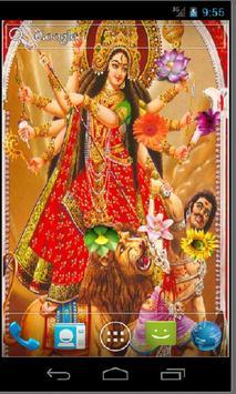 Goddess Durga HD Live Wallpapr screenshot 1