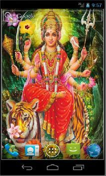 Goddess Durga HD Live Wallpapr screenshot 2
