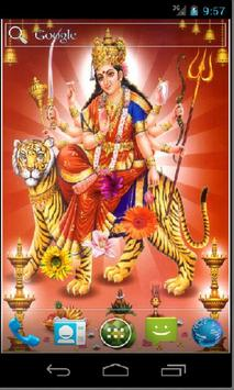 Goddess Durga HD Live Wallpapr screenshot 3