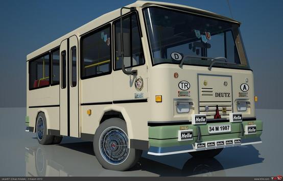 Minibus Driver City Open World poster