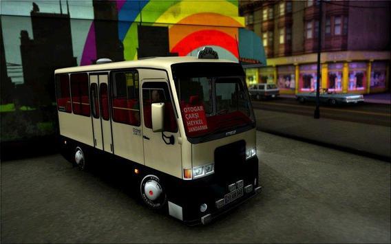 Minibus Driver City Open World apk screenshot