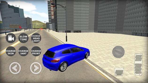 Scirocco Traffic Simulator 3D poster
