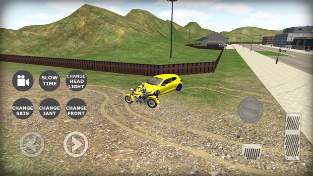 Scirocco Traffic Simulator 3D screenshot 4