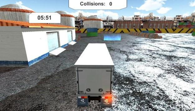 Truck Driver Open World Games apk screenshot