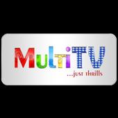 Multi TV icon