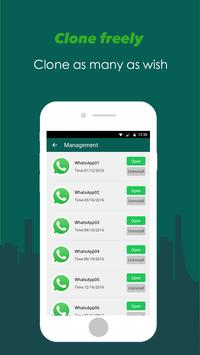 Multi WhatsApp apk screenshot