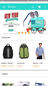 Multi-Vendor Ecommerce App poster