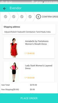 Multi-Vendor Ecommerce App apk screenshot