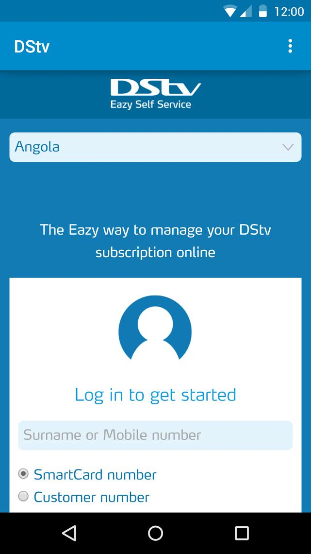 DStv for Android - APK Download