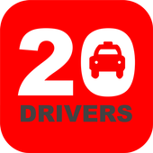Taxi20 for Drivers icon
