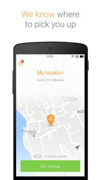 Mykonos App poster