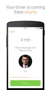 Mykonos App screenshot 2
