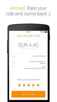 Mykonos App screenshot 4