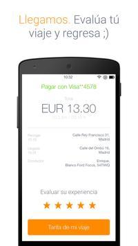 Taxi App - ALTaxi screenshot 4