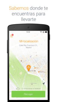 Taxi App - ALTaxi poster