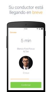 Taxi App - ALTaxi screenshot 2