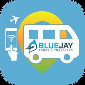 BlueJay Tours & Transfers App icon