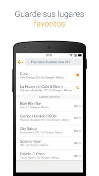 CabMe screenshot 1