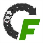 Faalak-Taxi icon