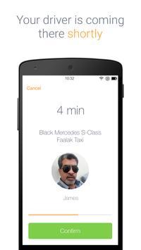 Faalak-Taxi apk screenshot