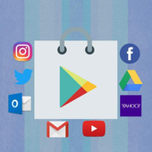 Multifunctional App icon