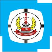 SMAN 16 Kabupaten Tangerang icon