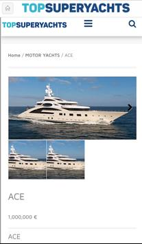YACHT CHARTER SEARCH ENGINE screenshot 4