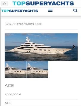 YACHT CHARTER SEARCH ENGINE screenshot 9