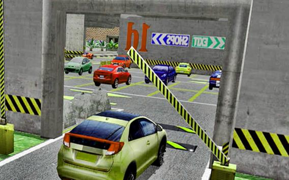 Parking Game Multi Level 3D screenshot 1