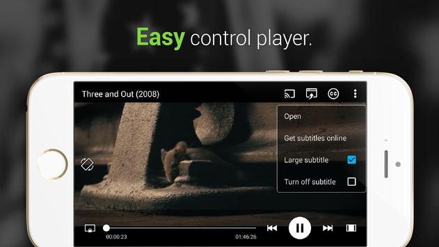 MV  CastPlayer apk screenshot