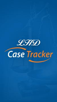 LHD Case Tracker poster