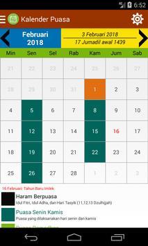 Kalender Puasa screenshot 3