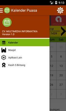 Kalender Puasa screenshot 2