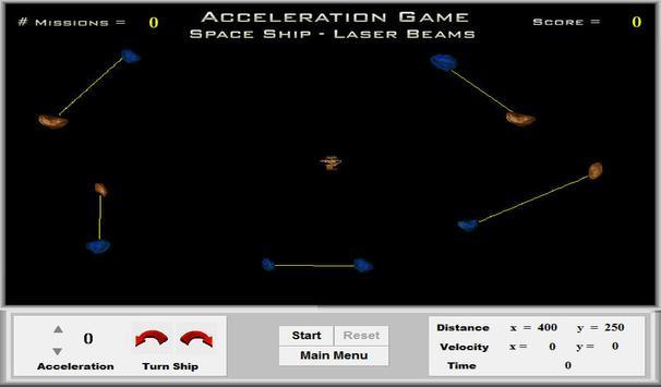 Physics - Acceleration Game screenshot 3