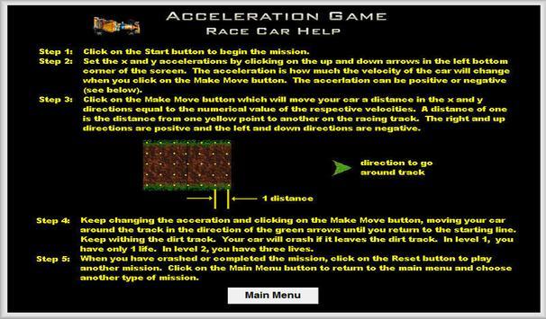 Physics - Acceleration Game screenshot 4