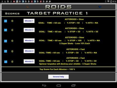 Roids apk screenshot